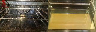 Oven cleaning Temple EC4 - Professional stove cleaning