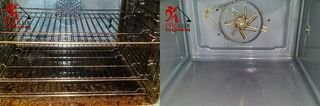 Oven cleaning North-West London  - gas cooktops.