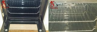 Oven cleaning South London  - gas grills.