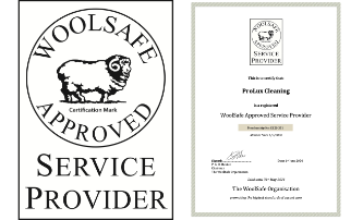 WoolSafe Certificates