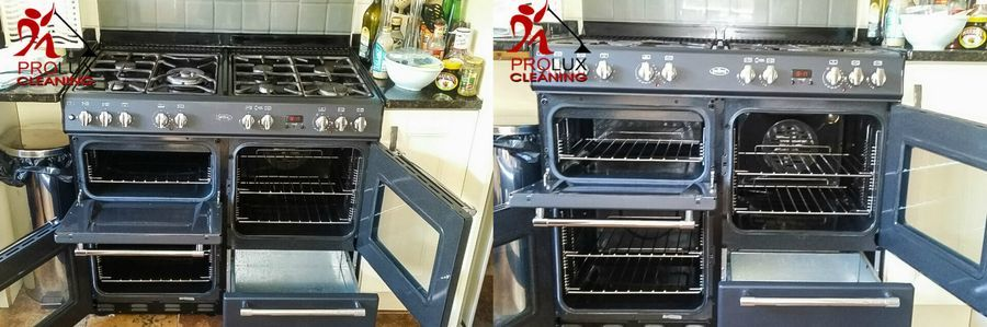 If you want to save a lot of your precious time, you should use Prolux Oven cleaning services which are the best in the London