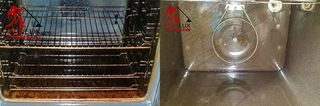 Oven cleaning Walworth SE17 -  ceramic hobs