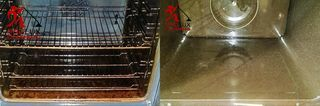 Oven cleaning Richmond SW13 - range of hobs