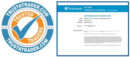 Trustwave Certificates