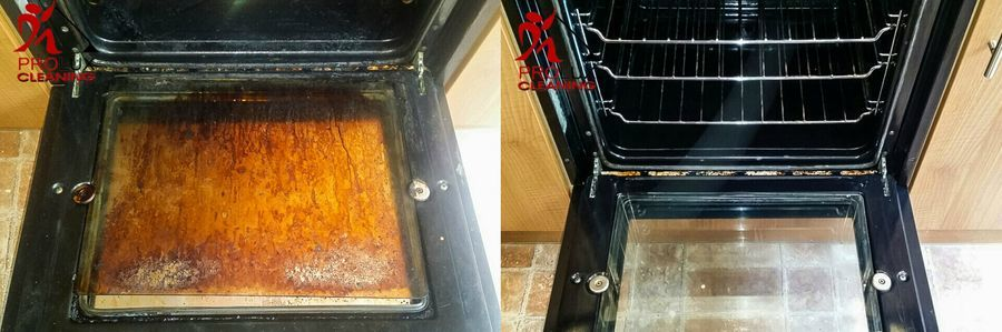 Use everyday ingredients to clean your oven